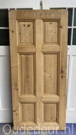 nr. 1528 oude kaal gemaakte deur