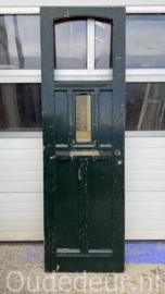 nr. V234 antieke hoge voordeur