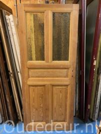 nr. 1126 antieke geloogde deur