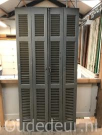 nr. L329 set oude louvre deuren