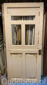 nr. 1407 brede antieke glas deur