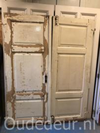 nr. set630 set antieke deuren