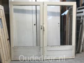 nr. r219 set lage brede deuren