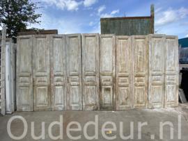 nr. set892 serie gelijke sets oude deuren