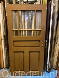 nr. 1398 antieke deur laag en breed