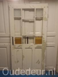 nr. 1303 brede oude glasdeur