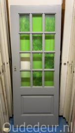 nr. 2393 deur met ruiten