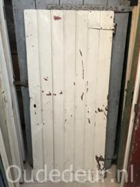 nr. 4215 opgeklampte oude deur