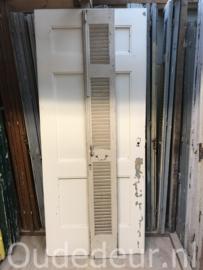 nr. L24 witte louvre deur
