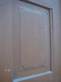 nr. 815 set van twee antieke deuren