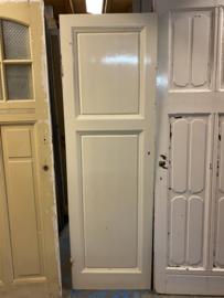 nr. 1284 antieke kastdeur met 2 panelen