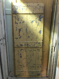 nr. 1971 opgeklampte deur