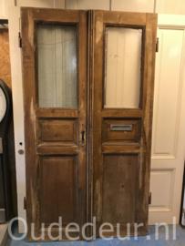 nr. set629 stel antieke deuren