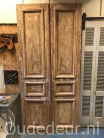 nr. set987 set van twee oude deuren