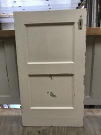 nr. 4355 deur met twee vakken