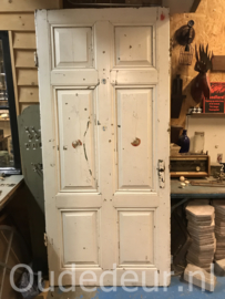 nr. 1386 grote antieke deur, twee stuks