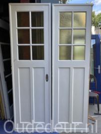 nr. e312 set oude ensuite deuren