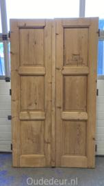 nr. set 463 geloogde antieke deuren