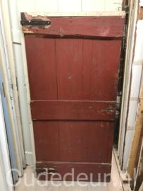 nr. 4261 opgeklampte deur