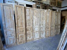 nr. set941  serie antieke deuren half geloogd