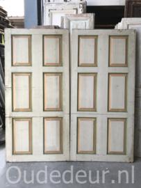 nr. 4320 set oude raamluiken