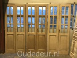 nr. set674 serei van 4 gelijke sets antieke deuren