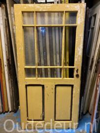 nr. 1404 antieke brede deur