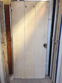 nr. 1825 opgeklampte deur