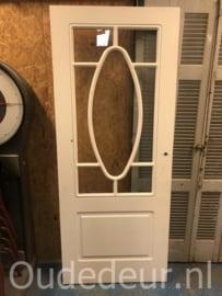 nr. 2286 moderne deur met glas