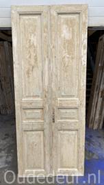nr. set499 oude deuren geloogde hoge set