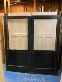 nr. set 997 dubbele buiten deuren