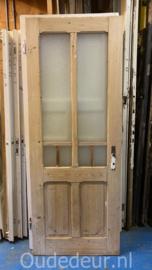 nr. 1507 antieke geloogde glasdeuren