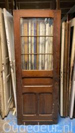 nr. 1410 antieke glasdeur
