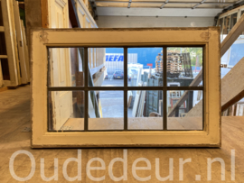 nr. GL522 glas in lood raam