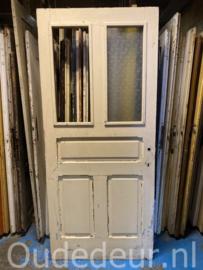 nr. 1392 oude brede glasdeur