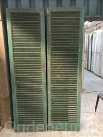 nr. L577 serie brede louvre deuren