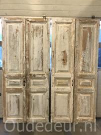 nr. set693 serie gelijke sets oude deuren