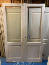 nr. set612 set oude deuren