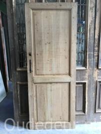 nr. 4303 oude geloogde deur, decoratief