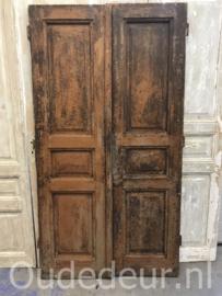 nr. set746 setje antieke deuren
