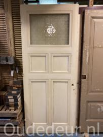 nr. 1081 grote oude deur