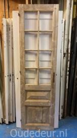 nr. 1497 oude kale ruitjesdeur