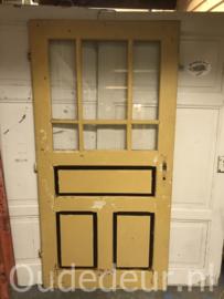 nr. 1375 brede oude deur