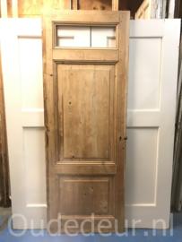 nr. 1065 geloogde drievaks deur zonder glas