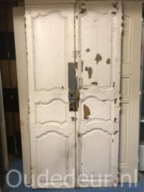 nr. set825 stel antieke deuren