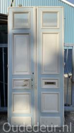nr. set856 stel erg hoge deuren