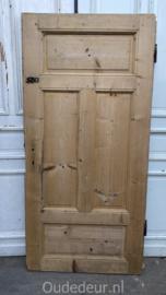 nr. 1954 antieke geloogde deur