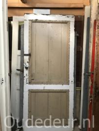nr. 4028 brede opgeklampote deur