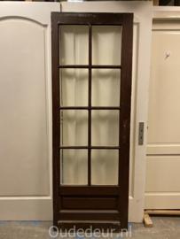 nr. 2332 deur met facetglas