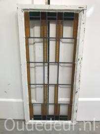 nr. GL380 glas in lood raam